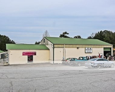 Image for Fish Hatchery Self Storage - 2598 Fish Hatchery Road, SC