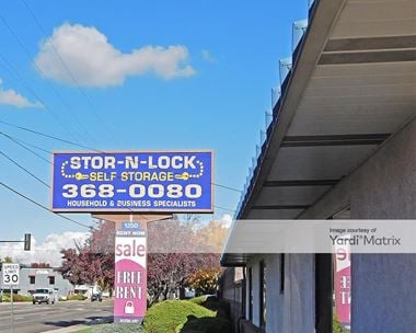 Storage Units for Rent available at 1250 South Orchard Street, Boise, ID 83705