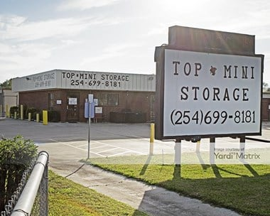 Storage Units for Rent available at 1101 Martin Luther King Jr. Blvd, Killeen, TX 76543 Photo Gallery 1