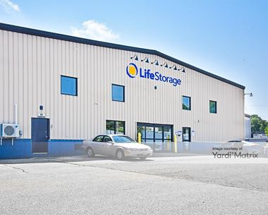 Storage Units for Rent available at 235 Presumpscot Street, Portland, ME 04103