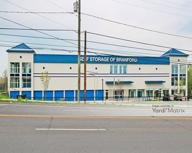 Storage Units for Rent available at 800 West Main Street, Branford, CT 06405