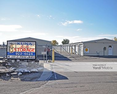 Storage Units for Rent available at 640 West Avalon Street, Kuna, ID 83634