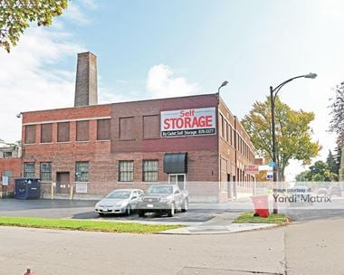 Storage Units for Rent available at 165 West Utica Street, Buffalo, NY 14222
