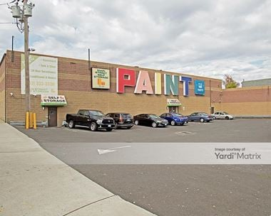 Storage Units for Rent available at 1725 Main Street, Bridgeport, CT 06604