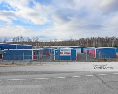 Image for American Mini Storage - 7161 East Blue Lupine Drive, AK
