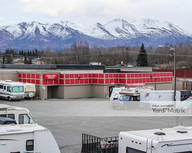Storage Units for Rent available at 151 Park Lane, Anchorage, AK 99508