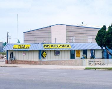 Storage Units for Rent available at 7106 82nd Street, Lubbock, TX 79424