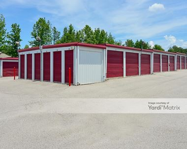 Storage Units for Rent available at 1111 Old Rialroad Bed Road, Madison, AL 35758
