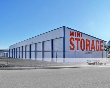 Storage Units for Rent available at 7730 Boekel Road, Rathdrum, ID 83858