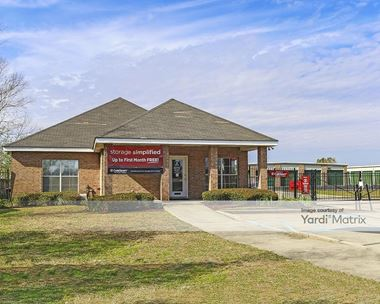 Storage Units for Rent available at 490 Wall Blvd, Gretna, LA 70056
