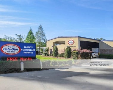 Storage Units for Rent available at 809 Florida Street, Mandeville, LA 70448 Photo Gallery 1