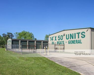 Storage Units for Rent available at 19095 Trippi Road, Hammond, LA 70403