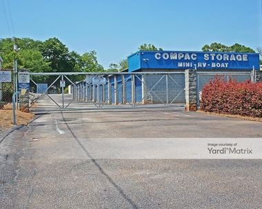 Storage Units for Rent available at 4 North Kings Road, Greenville, SC 29605