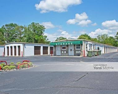 Storage Units for Rent available at 14372 East Wade Hampton Blvd, Greer, SC 29651