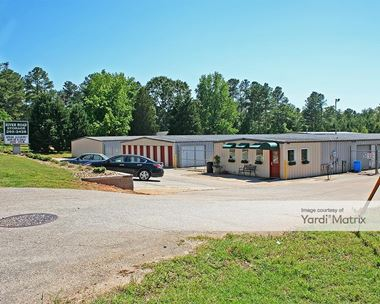 Storage Units for Rent available at 2531 River Road, Piedmont, SC 29673