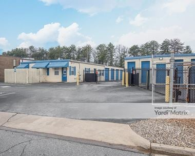 Storage Units for Rent available at 25 Airview Drive, Greenville, SC 29607