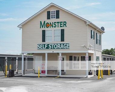 Storage Units for Rent available at 1260 East Butler Road, Greenville, SC 29607
