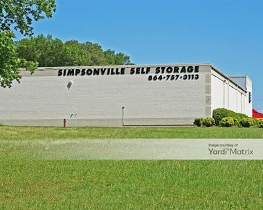 Storage Units for Rent available at 1108 NE Main Street, Simpsonville, SC 29681 Photo Gallery 1