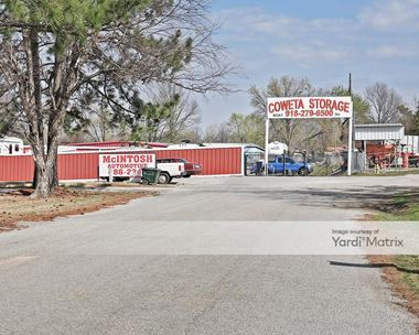Storage Units for Rent available at 30061 State Highway 51, Coweta, OK 74429