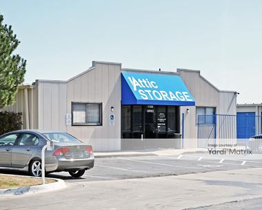 Storage Units for Rent available at 11500 East 80th Street North, Owasso, OK 74055