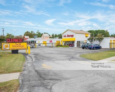 Image for A A Self Storage - 411 Eastwood Road, NC