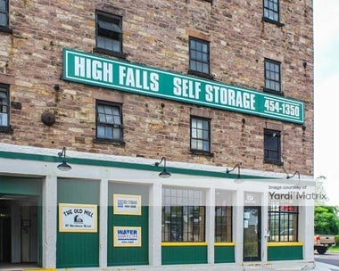 Image for High Falls Self Storage - 67 Warehouse Street, NY