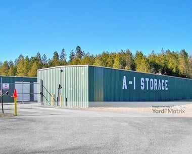 Storage Units for Rent available at 20863 West Highway 53, Rathdrum, ID 83858 Photo Gallery 1
