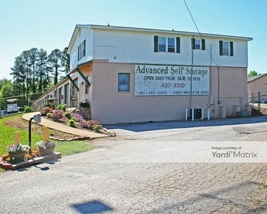 Image for Advanced Self Storage - 184 Peachoid Road, SC