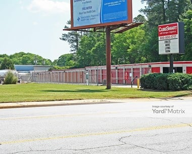 Storage Units for Rent available at 151 Cedar Springs Road, Spartanburg, SC 29302 Photo Gallery 1