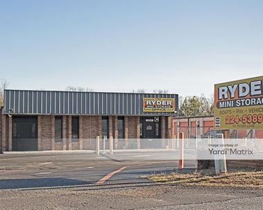 Storage Units for Rent available at 110 Ryder Lane, Anderson, SC 29625