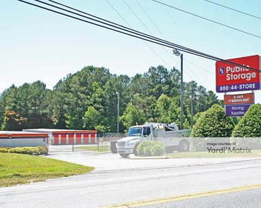 Storage Units for Rent available at 3112 Grandview Drive, Simpsonville, SC 29680 Photo Gallery 1