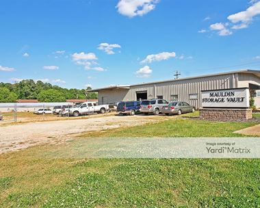 Storage Units for Rent available at 117 Murray Drive, Mauldin, SC 29662