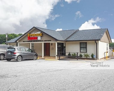 Storage Units for Rent available at 108 North Old Standing Springs Road, Greenville, SC 29605 Photo Gallery 1