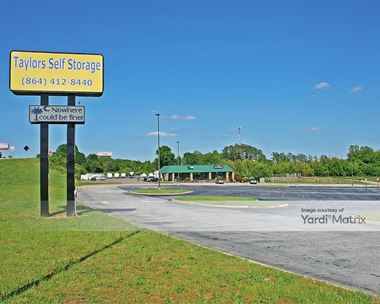 Storage Units for Rent available at 3150 Wade Hampton Blvd, Taylors, SC 29687