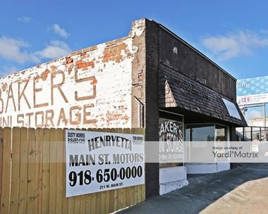 Storage Units for Rent available at 211 West Main Street, Henryetta, OK 74437 Photo Gallery 1