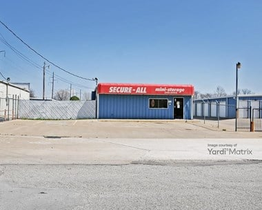 Image for Secure All Mini Storage - 1515 South 129th West Avenue West, OK