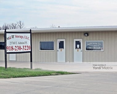 Storage Units for Rent available at 25760 East Admiral Place, Catoosa, OK 74015 Photo Gallery 1