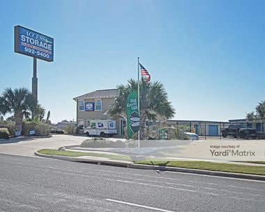 Storage Units for Rent available at 8041 South Padre Island Drive, Corpus Christi, TX 78412
