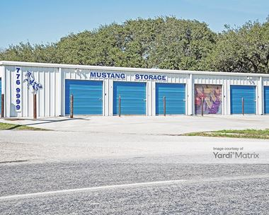 Storage Units for Rent available at 1618 Highway 361, Ingleside, TX 78362