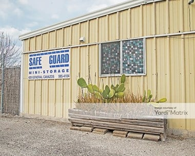 Storage Units for Rent available at 420 East General Cavazos Blvd, Kingsville, TX 78363 Photo Gallery 1
