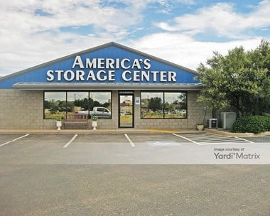 Image for America's Storage Center - 4011 North Midland Drive, TX