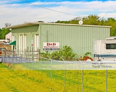 Storage Units for Rent available at 275 Duvall Road, Chatsworth, GA 30705 Photo Gallery 1