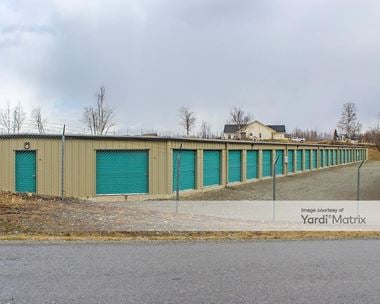 Storage Units for Rent available at 4741 Fattic Drive, Wasilla, AK 99654 Photo Gallery 1