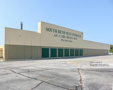 Storage Units for Rent available at 605 North Hickory Road, South Bend, IN 46615