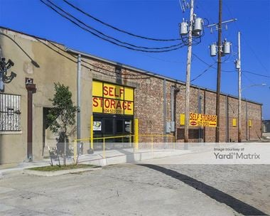 Storage Units for Rent available at 441 Nuns Street, New Orleans, LA 70130