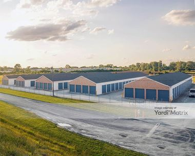 Storage Units for Rent available at 8252 Avenue Road, Perrysburg, OH 43551