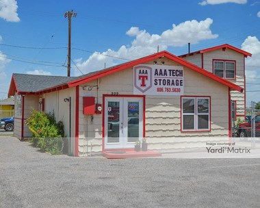 Image for AAA Tech Storage - 222 North Avenue U, TX