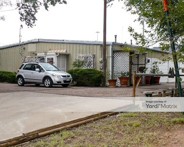 Image for D Knott Self Storage - 5425 Frankford Avenue, TX