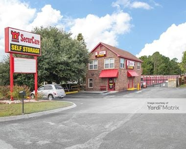 Storage Units for Rent available at 6837 Market Street, Wilmington, NC 28405