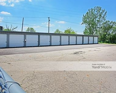 Storage Units for Rent available at 137 West High Street, London, OH 43140 Photo Gallery 1